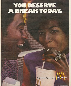 In The Past Ten Years We Have Come To Recognize McDonalds By Its Slogan Im Lovin It Launched Fast Food
