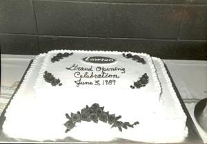 c.a. lawton grand opening celebration